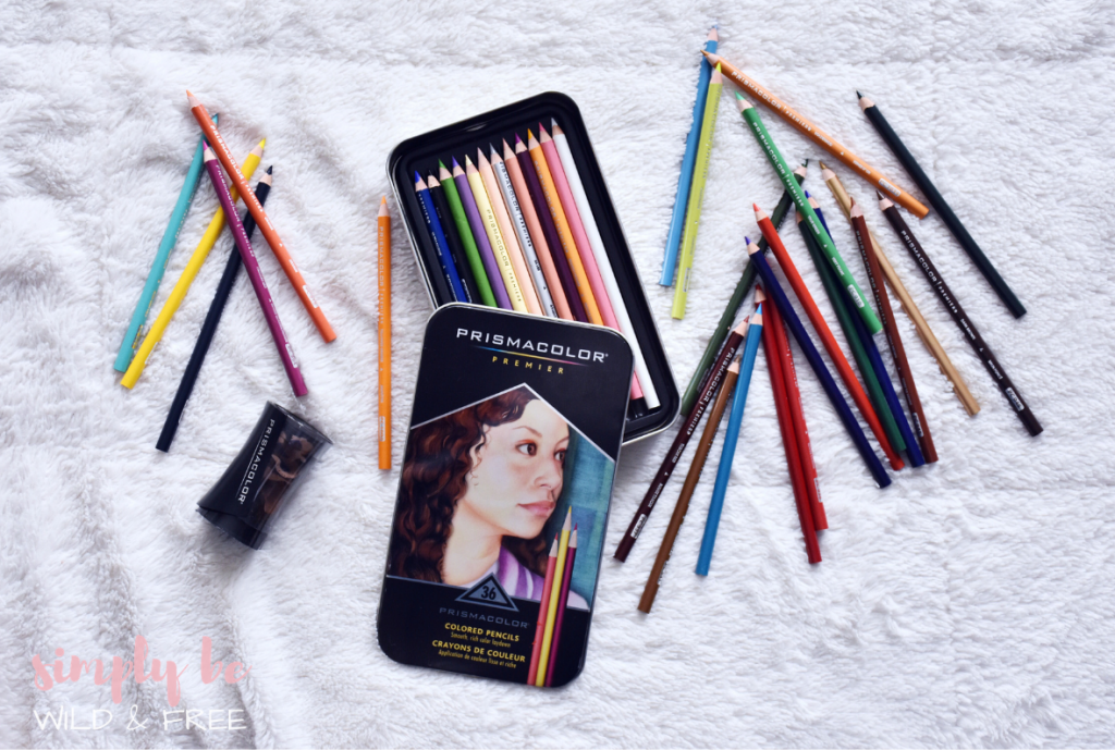 Craft Supplies for Kids - Quality Colored Pencils