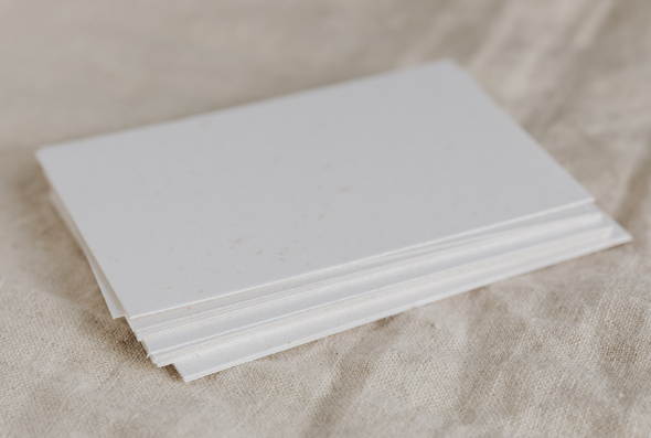 High Quality Card Stock is a MUST