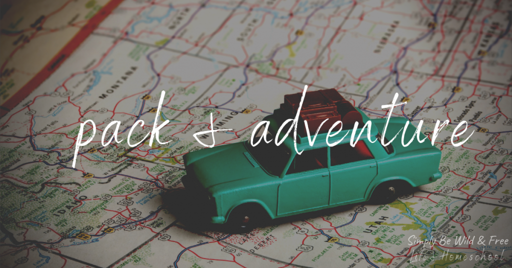 Packing for Kids Summer Adventures