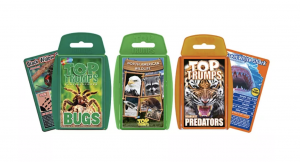 Top Trumps - On of My Favorite Card Games for Kids