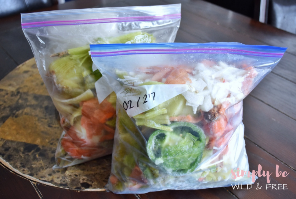 Learn How to Make Your Own Vegetable Stock Using Scraps