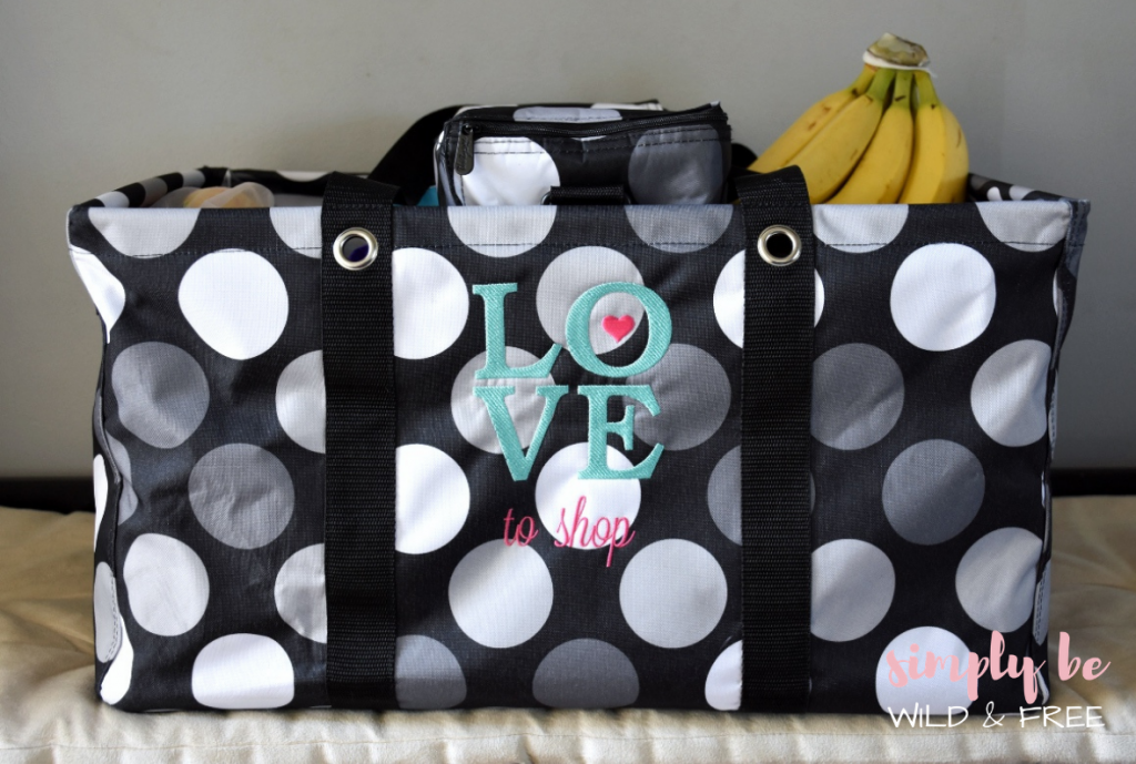Utility Tote Storage Tips for Groceries